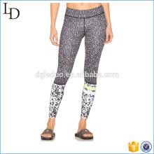 Mulheres Yoga Leggins Sports calças de fitness legging sem costura atacado