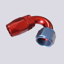 Customized for Swivel Fitting Braided Fuel Hose Fittings export to France Manufacturer
