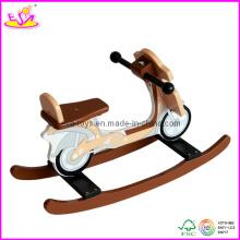 Children Wooden Ride on Rocking Toy (W16D013)