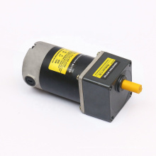 Motor de engranajes de CC de imán permanente de 90 V 25 W