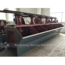 Machine de flottation de série de Sf pour le plastique minéral d'étain de cuivre