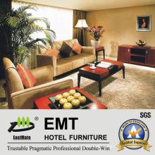 Modern Hotel Lobby Furniture Sofa Set (EMT-SF09)