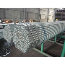 Tubos de aço redondo pré galvanizado Q235