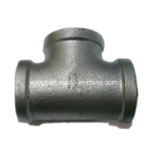 "1-1/4"" Equal Banded Galvanized Tee Malleable Iron Pipe Fittings"
