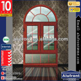 Aluminium Clad Wood Casement Window