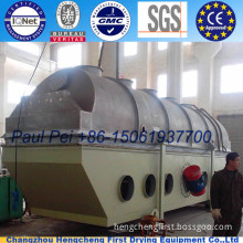 Low Cost China Quality Vibrating Fluid Bed Dryer (ZLG1.2X8)