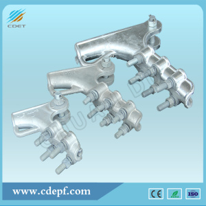 Aluminum Alloy Strain Clamp (Bolt Type)