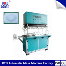N95 Cup Masks Forming Machine