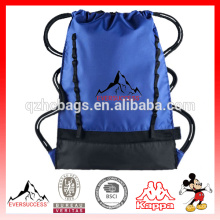 Durable Mailing Bags Gym Waterproof Training Gym Sack Drawstring Bag