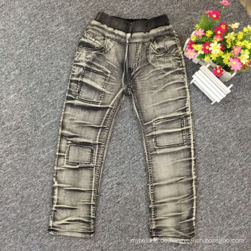 neueste Design Jeans für Jungen / Kinder Jungen Mode Jeans für den Winter