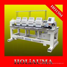 High-Speed 4 Kopf 15 Farben computergesteuerten Stickmaschine für Multi-Stickerei-Funktionen