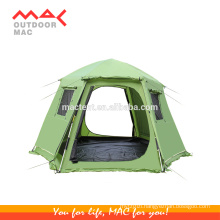 luxury camping tent 4-6 person outdoor tent with high quality