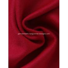 woolen 100% cashmere single face fabric