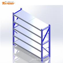 prateleiras heave dever para o sistema de armazenamento de armazém