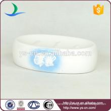 YSb40070-01-sd Dolomite artesanato prato de cerâmica por atacado