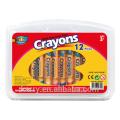 lápis de cera (giz de cera adicionar cor de água seca úmida)