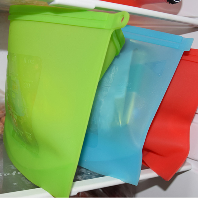 Silicone Storage Bag
