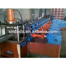 Rodovia guarda rolo de placa de bar formando máquina China fabricante