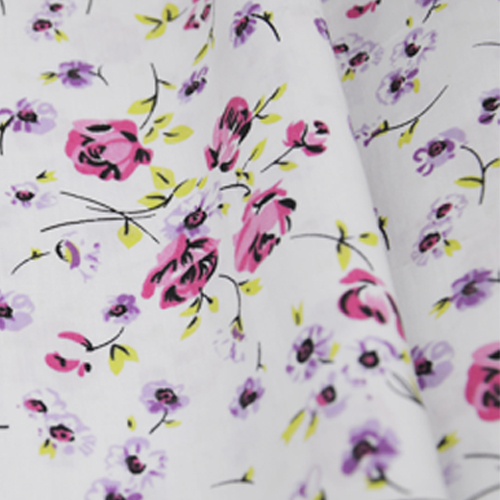 100% polyester printed lining fabric for garments