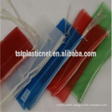 Small model plastic packing mesh bag for onion monofilament bag