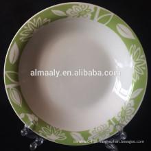 hign qualidade cerâmica branca omega placa