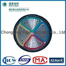 Хороший кабель питания изоляции PVC / XLPE, armored / unarmored электрический кабель силы