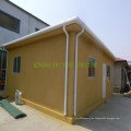 Light Weight Cement Sandwich Panel Prefabricated House