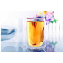 300ml Creative Double Wall Drinking Glass Coffee Mug Tea Cup