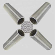 Elementos de malla de alambre sinterizado de 5 capas SS