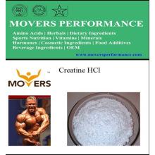 Approvisionnement en usine haute qualité créatine HCl