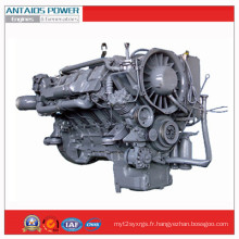 Nouveau moteur Deutz pour F8l413f