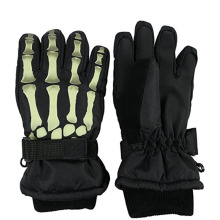 Magic Black Luminous Cotton Glowing Gloves