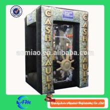 Machine de paiement gonflable à chaud de 2015 / Cash Box à vendre