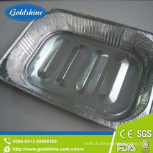 Aluminiumfolie Serviertabletts für Catering Hotel
