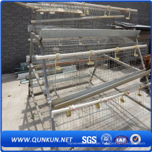 Wire Mesh Cage Chicken Layer for Kenya Farms