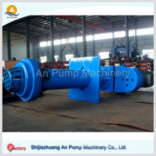 Coal Preparation Rubber Sump Slurry Pump