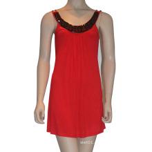 Venda quente & roupa de alta qualidade em 2015 senhoras moda vestido sem mangas sexy