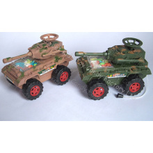 Military Vehicle Toy Candy (101107)