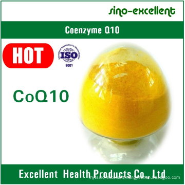 Food and Cosmectic Grade Coenzyme Q10 (CoQ10) CAS No. 303-98-0