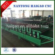 Dachplatte Doppelschicht Rollenformmaschine / Metalldachmaschinen zum Verkauf