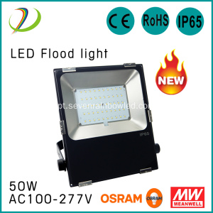 5000lm 120 graus 50W LED Floodlight