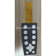 LGF Backlight FPC PU Coating Getah Keypad Switch