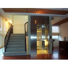 Lujoso elevador de pasajeros cómodo con buen precio y buen motor de ascensor