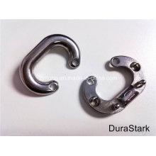 Anillo O marina y acoplamiento de acero inoxidable que conecta (DR-Z0184)