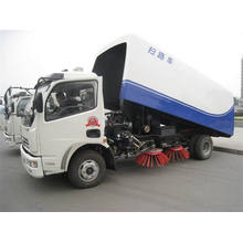 Caminhão Sweeper Dongfeng 140HP