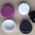 OEM Custom DOUBLE CAP Mould for toxic liquid new design plastic injection toxic liquid cap mold