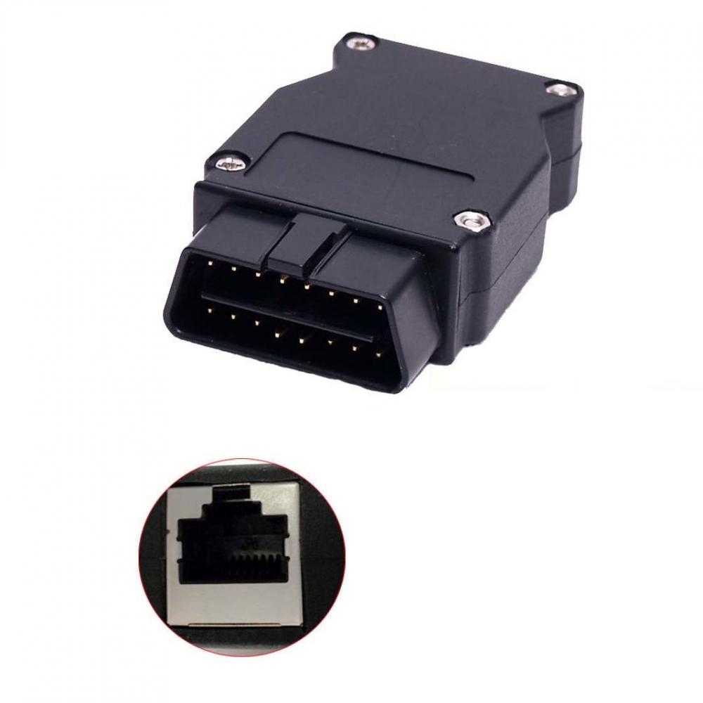 Obd To Rj45 Jack Adapter