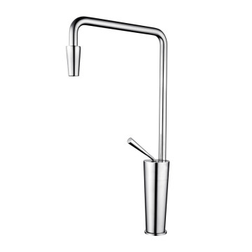 Faucets Plating Black Brass Sink Mixer