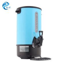 Dispensadores de agua de acero inoxidable de urna de caldera de agua comercial de alta capacidad 8/10/12/16/20/30/35 litros