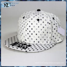 Diseñe su propio sombrero del Snapback Sombrero barato al por mayor del snapback